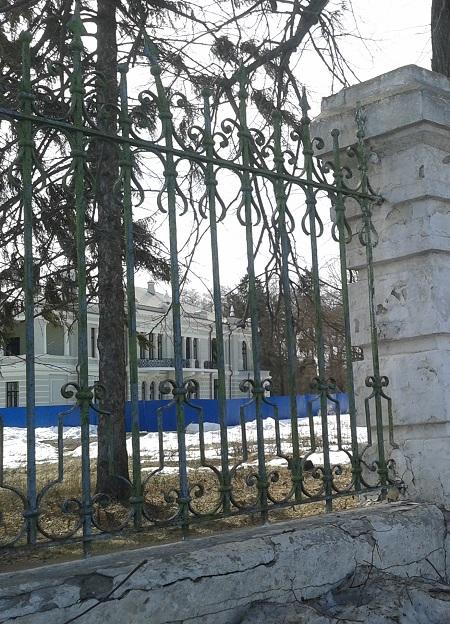 Минкульт выделил 16 млн рублей на кованную ограду для рассказовской усадьбы Асеева