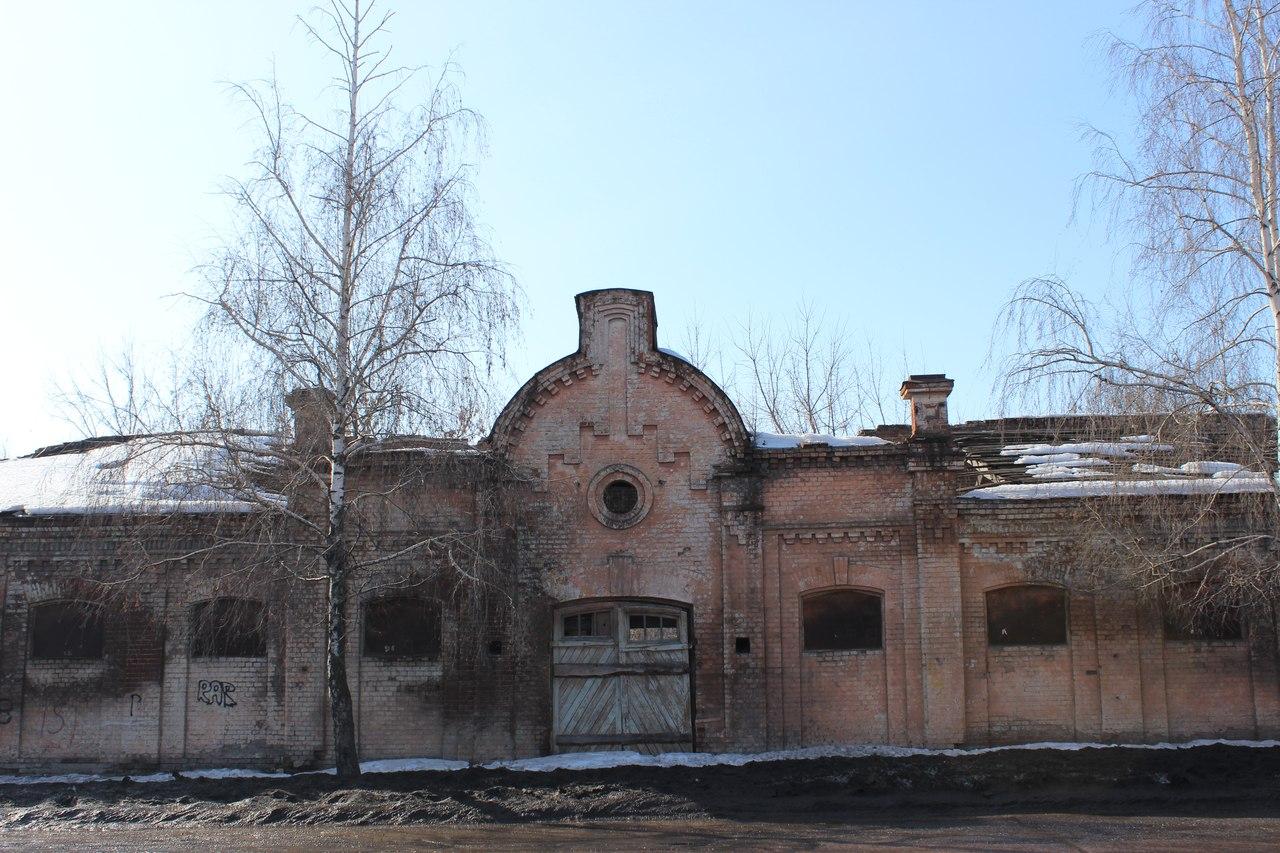 В Тамбове своей очереди на реконструкцию дожидается памятник истории коневодства