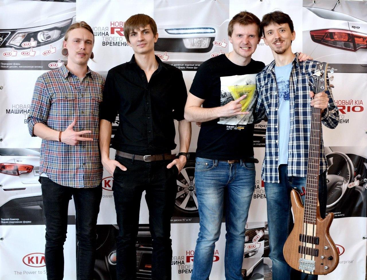 На открытии нового сезона Уличной Латины в Тамбове  выступит кавер-группа Max Band