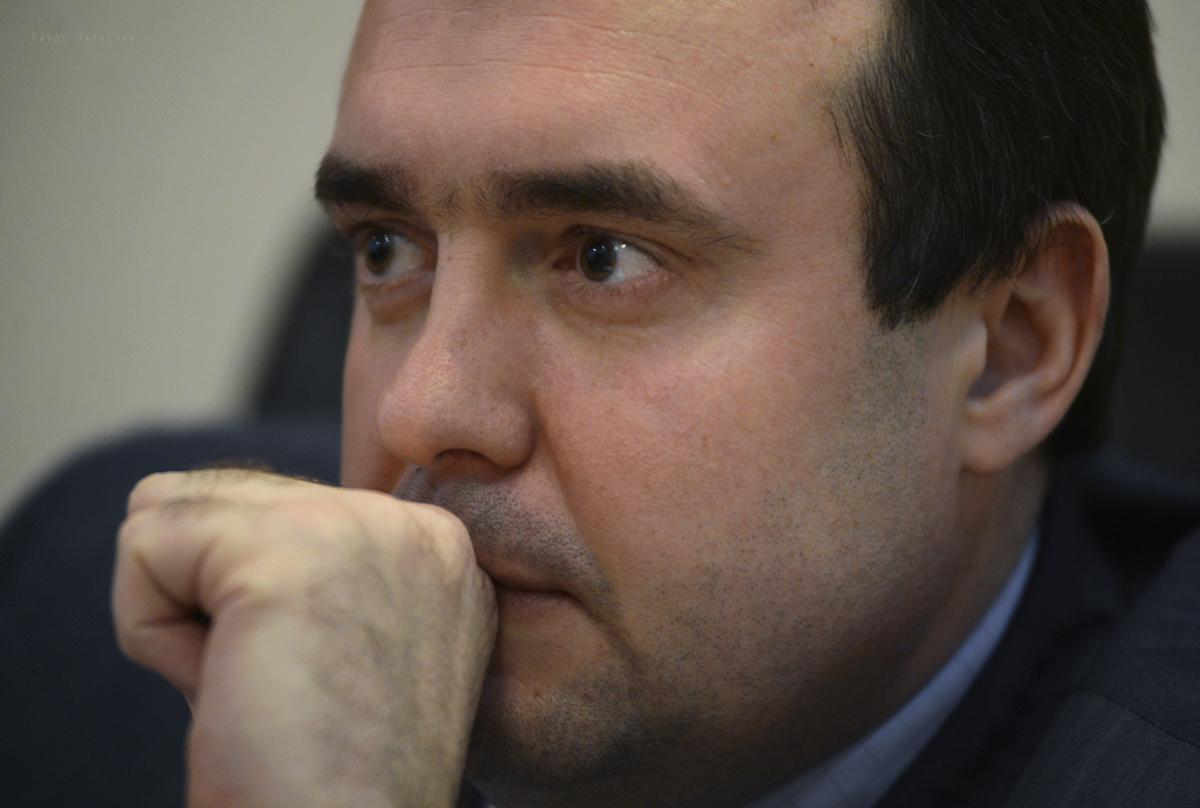Заместитель главы администрации Тамбовской области Игорь Кулаков