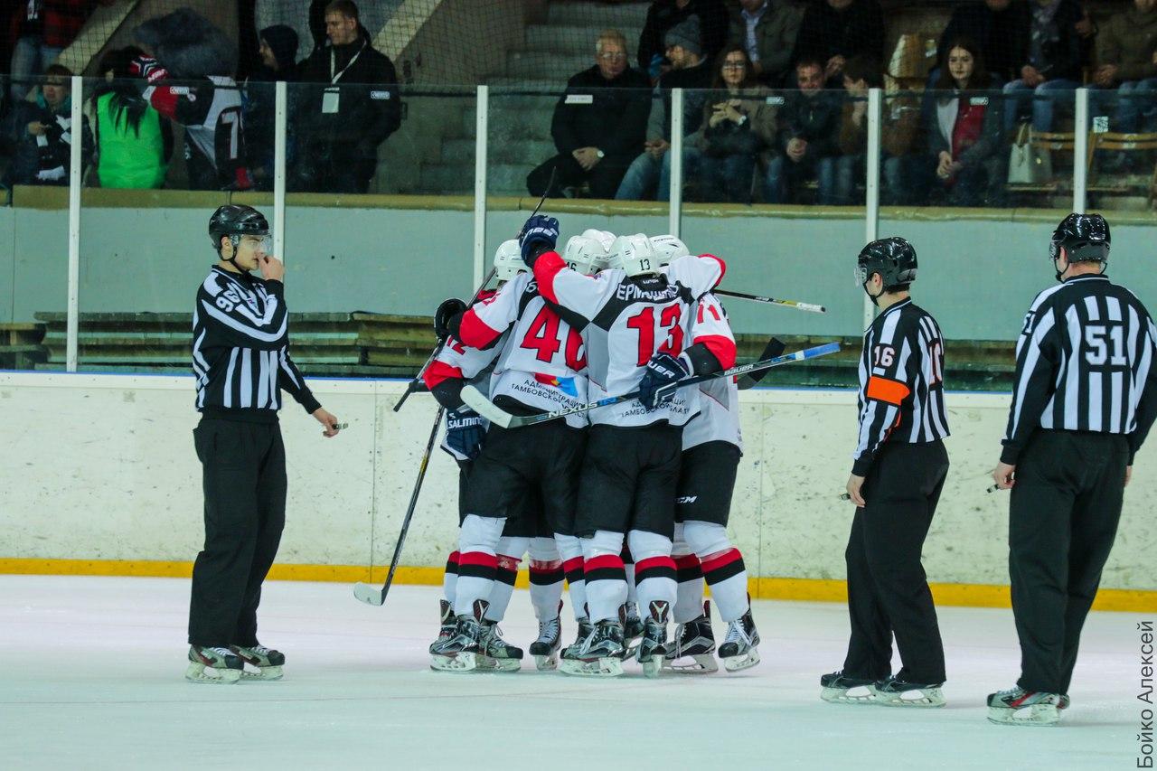 ХК «Ростов» одержал победу впервом матче полуфинала Кубка Федерации