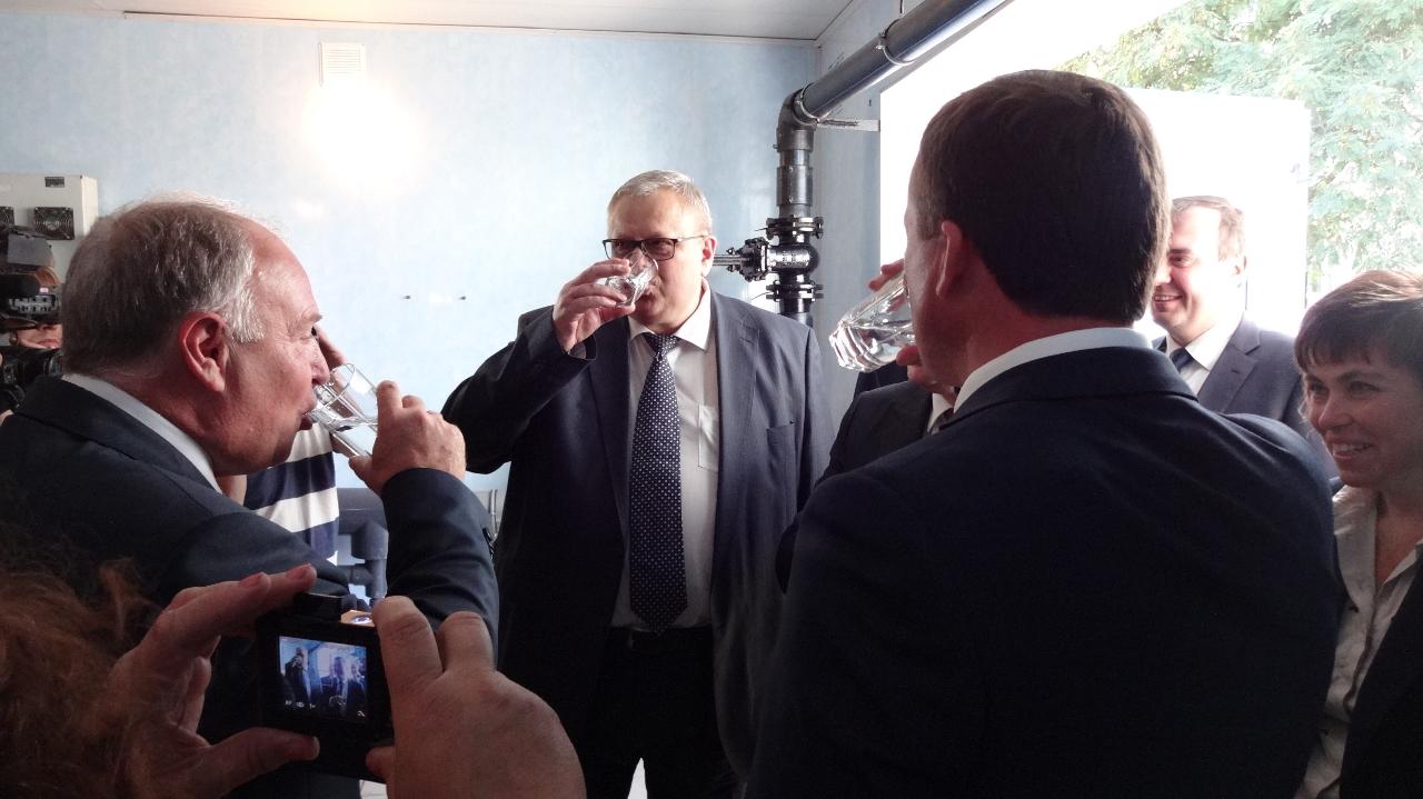 Константин Цицин назвал Тамбовскую область лидером помодернизации ЖКХ