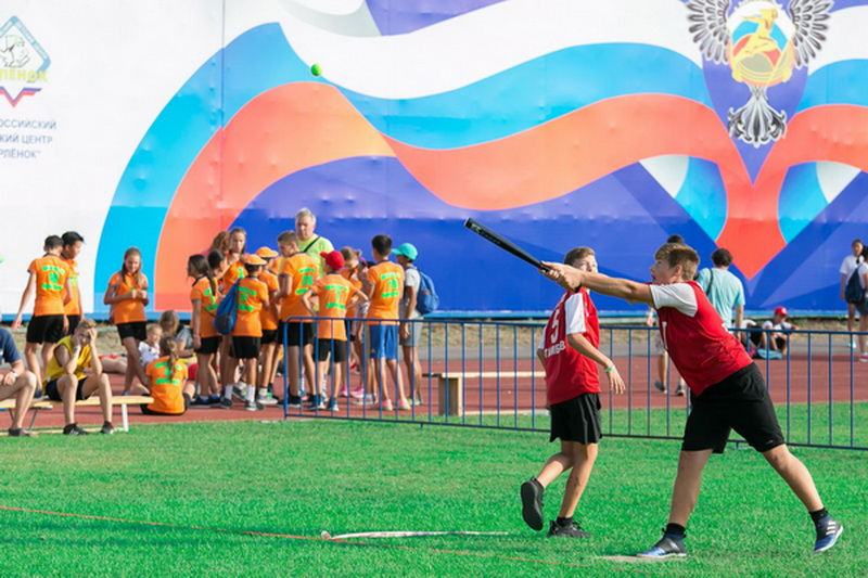 Школьники изУсть-Илимска заняли первое место наПрезидентских спортивных играх