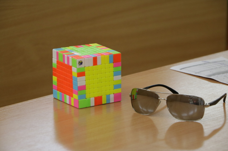 Кубик рубик с фотографиями своими руками