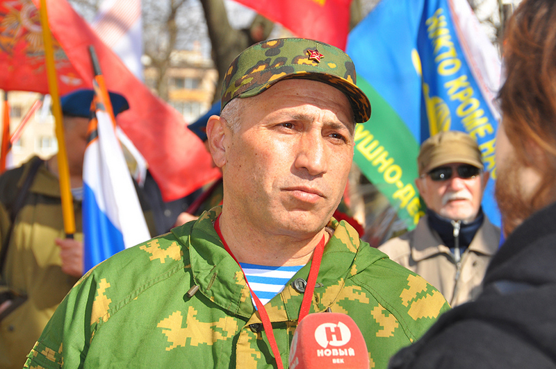 ВТулу изТамбова стартовал «Пеший Марш Победы»