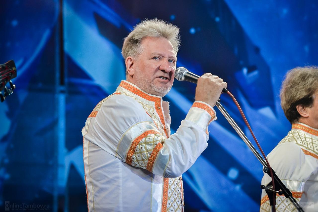 ВТамбове над Цной будет петь Лев Лещенко