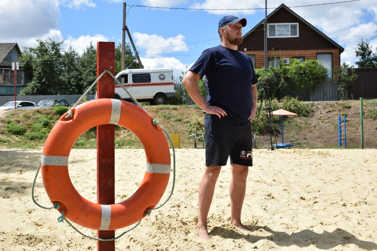 Тамбовские спасатели предотвратили пять случаев трагедий на воде с детьми