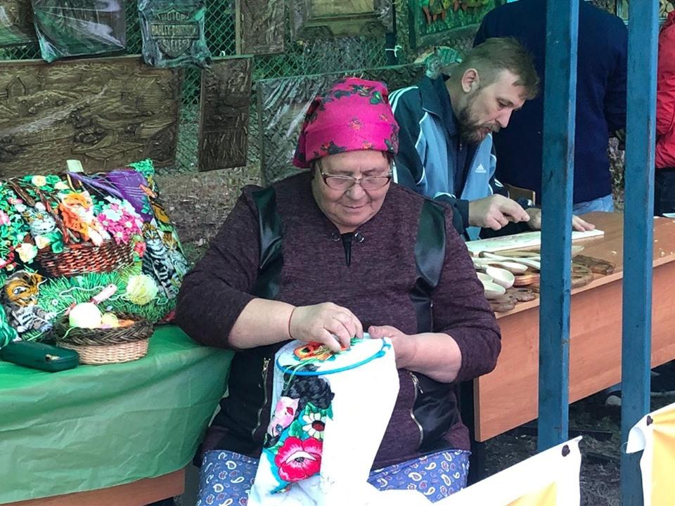 В Рассказовском районе состоялся литературно-музыкальный фестиваль