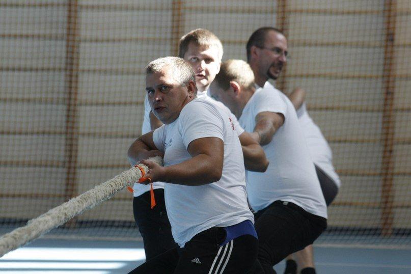 День солидарности журналистов в Тамбове отметили V Городской Спартакиадой работников СМИ