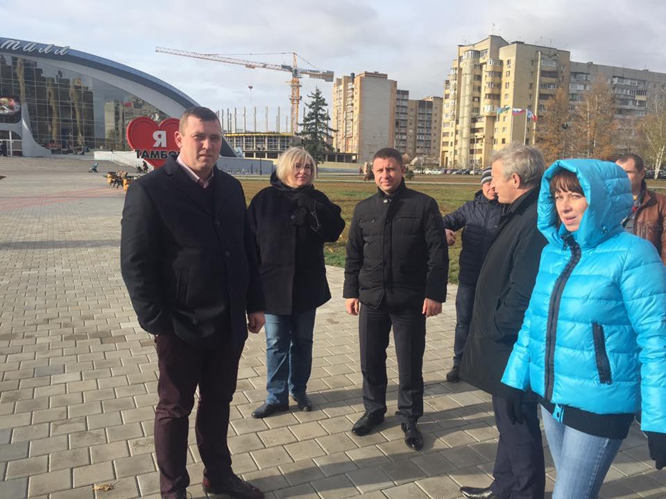 Новогодней столице Российской Федерации: Всё, что нужно знать оТамбове