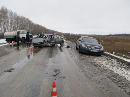 Р-22 М-6 Каспий ДТП 350 км ДТП Тамбовская область