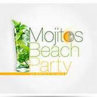 Beach mojito party