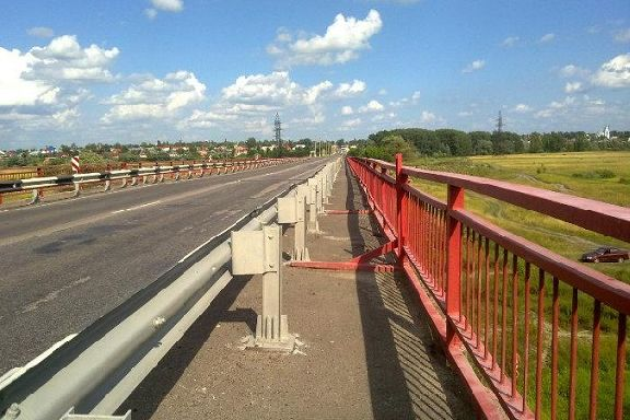 В Тамбовской области отремонтируют два аварийных моста через реку Ворона
