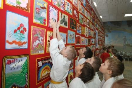 К 70 летию победы тамбовские школьники