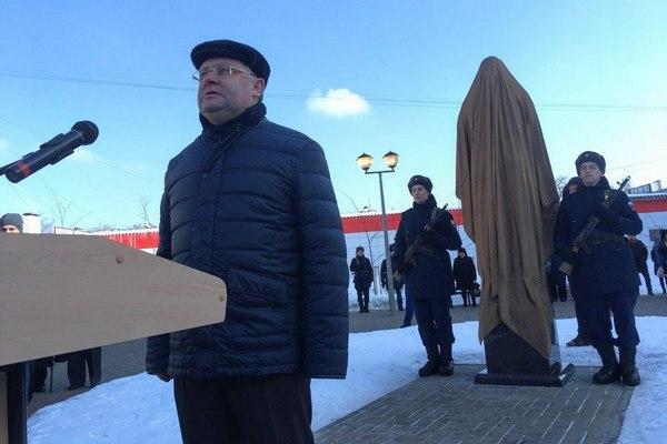 РВИО построит в Тамбове еще один военный мемориал
