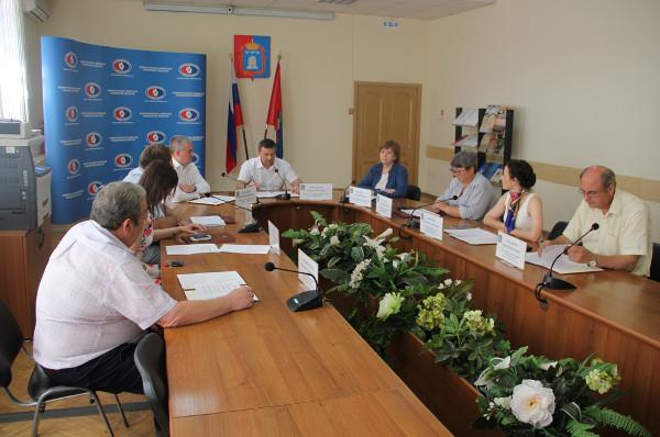 Избирком зарегистрировал четырех кандидатов в депутаты Тамбовской областной Думы