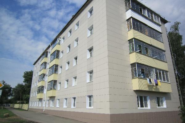 За год в Тамбове капитально отремонтированы 55 многоквартирных домов