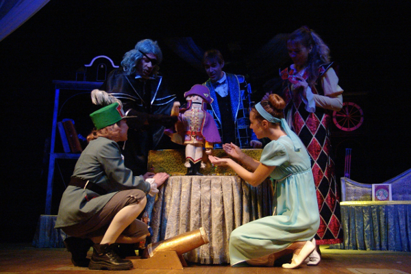 восстановить комедийные пьесы для постановки СНЕЖНАЯ КОРОЛЕВА