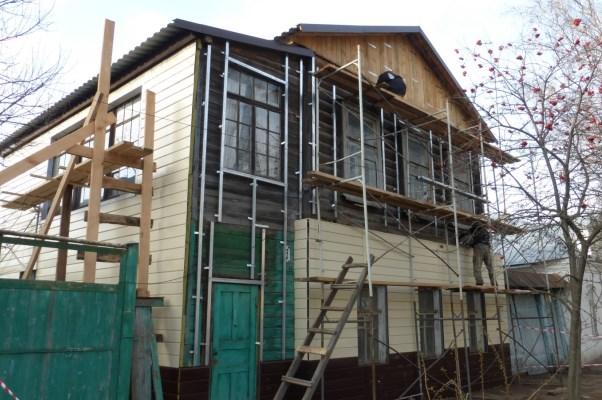 Капитальный ремонт домов в Тамбовской области завершается