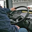 Водитель школьного автобуса скончался во время рейса