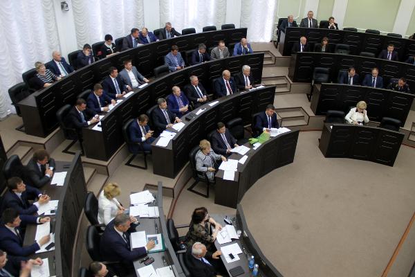 Тамбовские депутаты исключили счетчики из перечня работ по капремонту