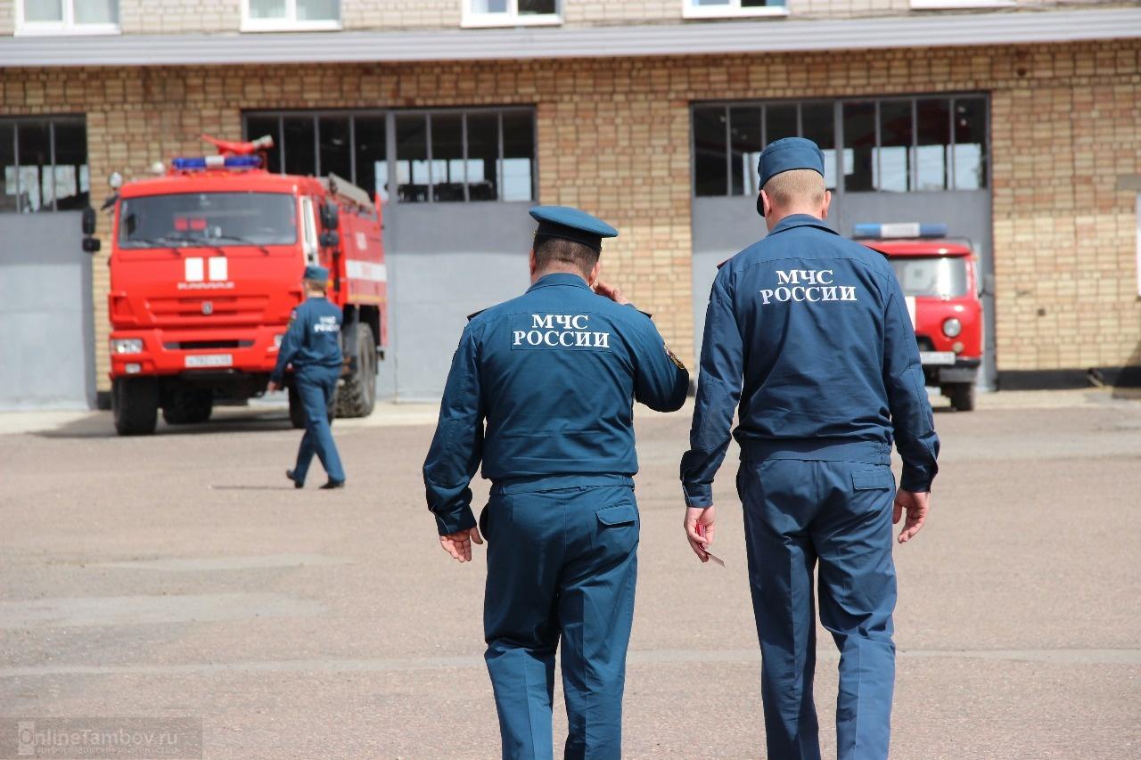 пожарная охрана россии фото