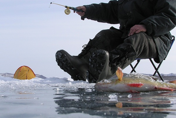 рыбалка в брянске локня