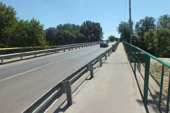 В Моршанске завершили реконструкцию моста через Цну