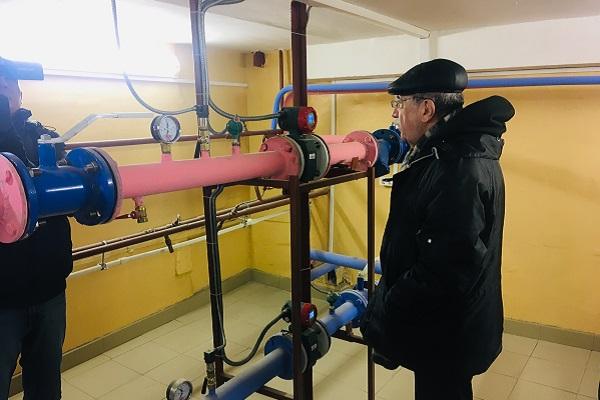 В Тамбове проверили реализацию программы капремонта многоквартирных домов