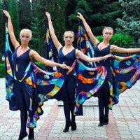 В Партените прошел фестиваль творческой молодежи и студентов