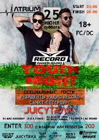 Youth Night / JuicyTrax