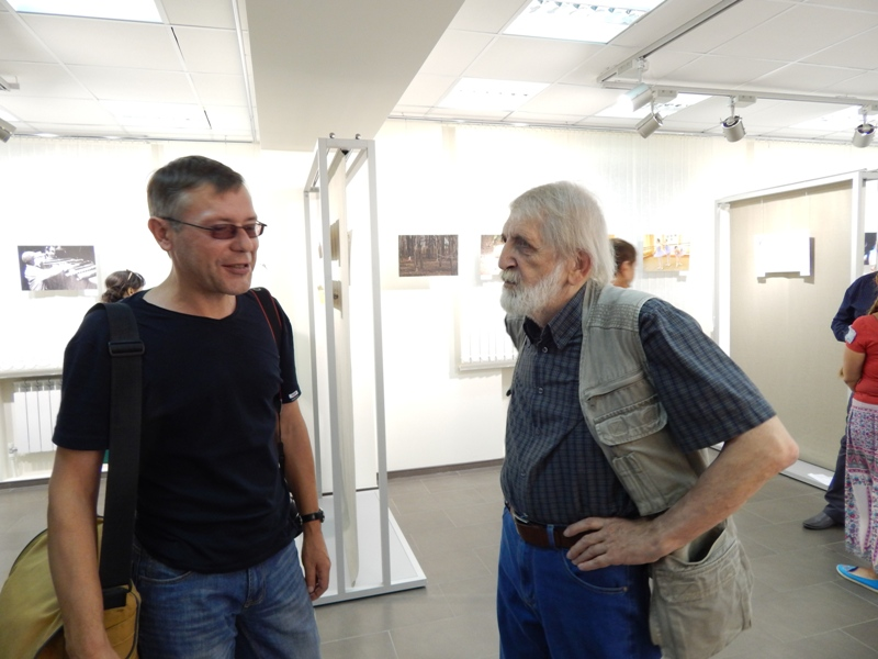 На новой выставке в Тамбове можно встретить миллиардеров, политиков и рок-звёзд