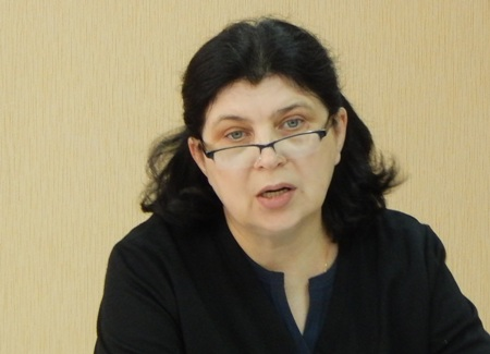начальник управления образования и науки Тамбовской области Наталья Астафьева